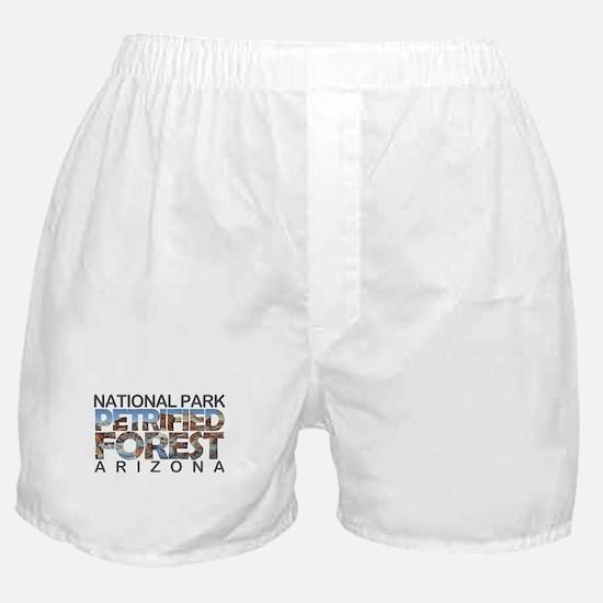 Petrified Forest - Arizona Boxer Shorts