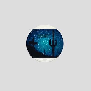 DREAM - Night Sky Mini Button