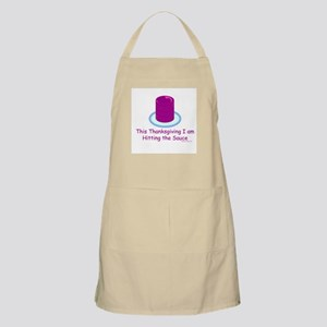 Hit The Sauce BBQ Apron