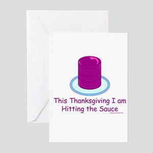 Hit The Sauce Greeting Cards (Pk of 10)