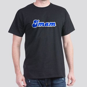 Retro Imam (Blue) Dark T-Shirt