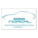 Norcal928.org Rectangle Sticker 10 pk)