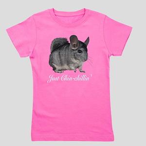 Just ChinChillin' Women's Dark T-Shirt