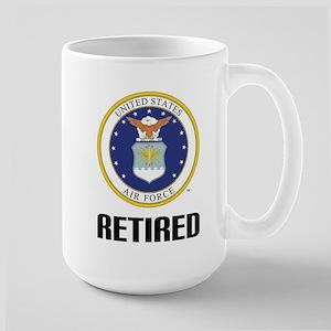U.S. Air Force Retired Mugs