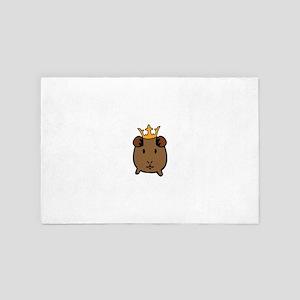 guinea pig 4' x 6' Rug