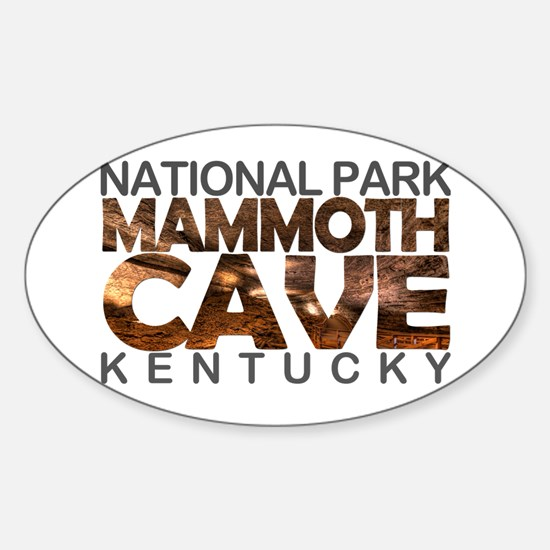Mammoth Cave - Kentucky Stickers