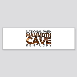 Mammoth Cave - Kentucky Bumper Sticker