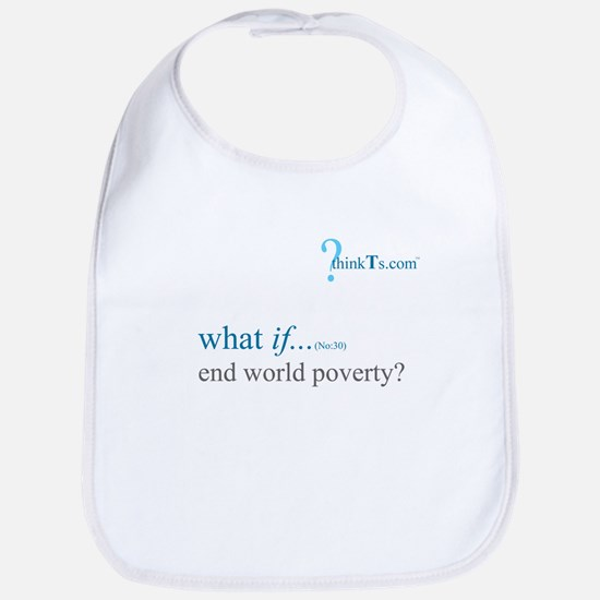 we could end world poverty? Bib