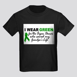 I Wear Green 2 (Saved My Grandpa's Life) T-Shirt