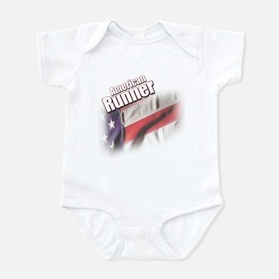 American Runner Infant Bodysuit