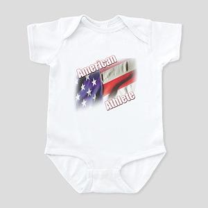 American Athlete Infant Bodysuit