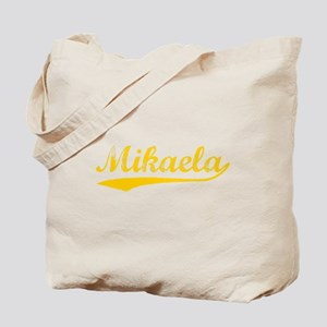 Vintage Mikaela (Orange) Tote Bag
