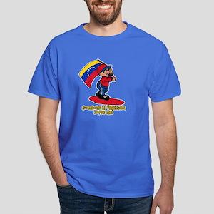 Someone in Venezuela loves me! Dark T-Shirt