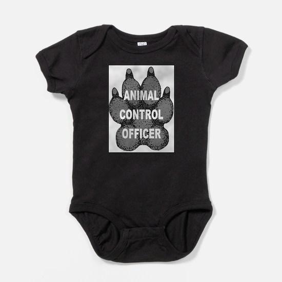 Animal Control Officer Infant Bodysuit Body Suit