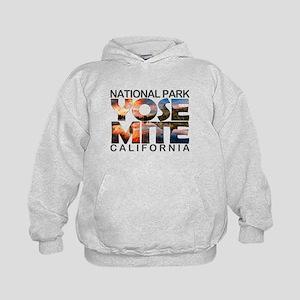Yosemite - California Sweatshirt