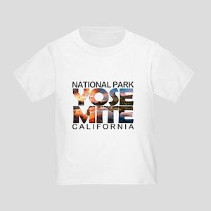 Yosemite - California T-Shirt