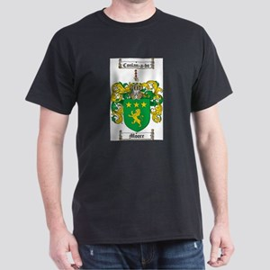 Moore Family Crest White T-Shirt