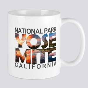 Yosemite - California Mugs