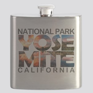 Yosemite - California Flask