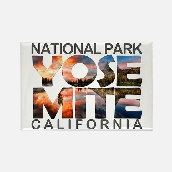 Yosemite - California Magnets