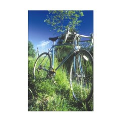 Green Bicycle Posters