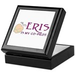 Eris Is My Co-Pilot Keepsake Box