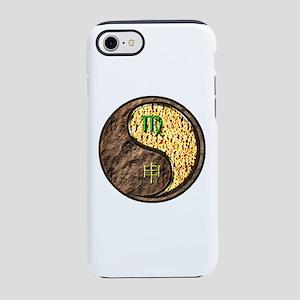 Virgo & Fire Monkey iPhone 8/7 Tough Case