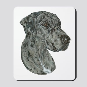 Merle Dog Mousepad
