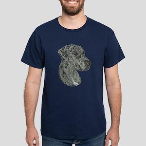 Merle Dog Dark T-Shirt