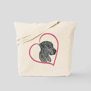 NMrl Heartline Tote Bag