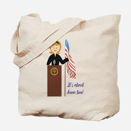 Election Equality! Hillary Tote Bag