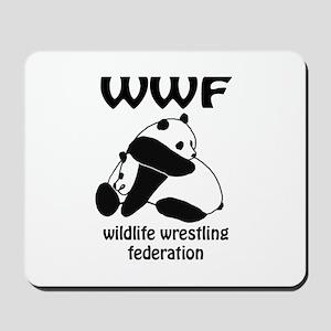 WWF Mousepad