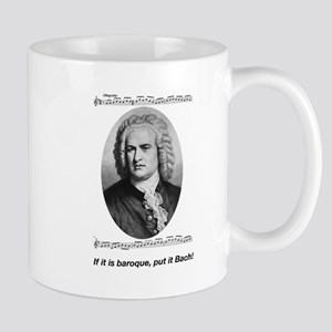 Put it Bach 11 oz Ceramic Mug