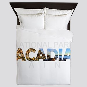 Acadia - Maine Queen Duvet