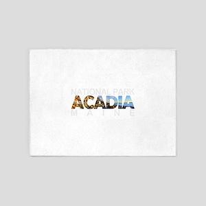 Acadia - Maine 5'x7'Area Rug