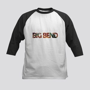 Big Bend - Texas Baseball Jersey