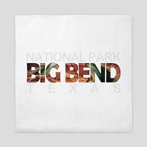 Big Bend - Texas Queen Duvet