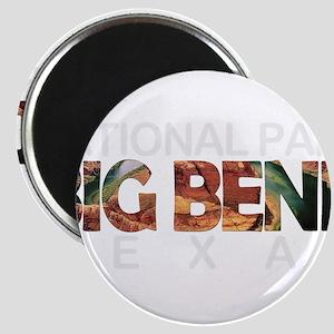 Big Bend - Texas Magnets