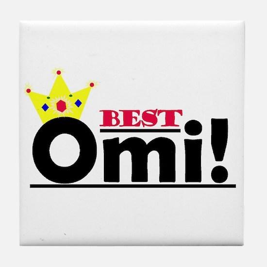 Best Omi Tile Coaster