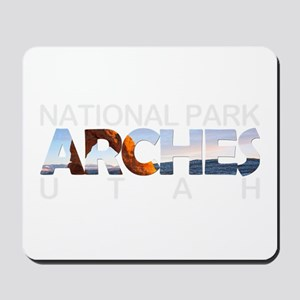 Arches - Utah Mousepad