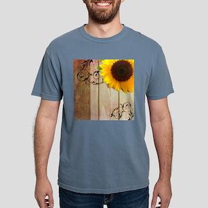 sunflower barnwood country T-Shirt
