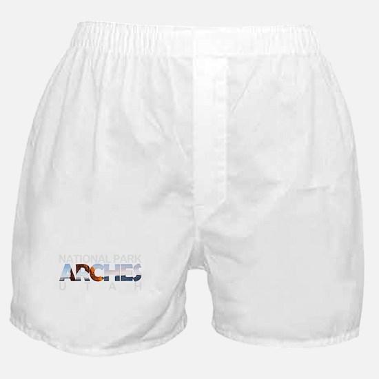 Arches - Utah Boxer Shorts
