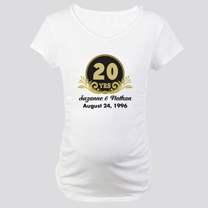 20th Anniversary Personalized Gift Idea Maternity