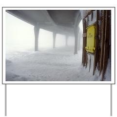 Winter Summit Yard Sign