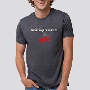 Mosquitoes SUCK funny graphic T-Shirt
