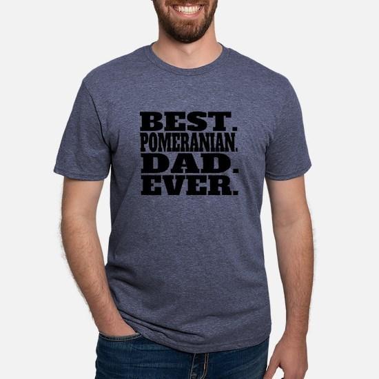 Best Pomeranian Dad Ever T-Shirt