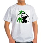 Single Panda Light T-Shirt