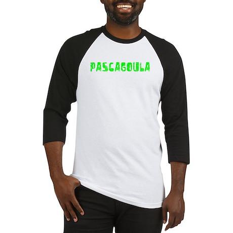 Pascagoula Faded (Green) Baseball Jersey