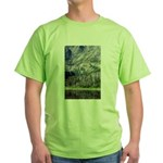 Chimney Pond Green T-Shirt
