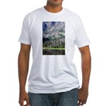 Chimney Pond Fitted T-Shirt